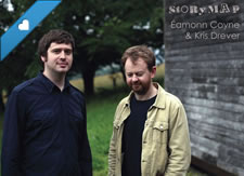 Éamonn Coyne & Kris  Drever Interview (Album of the Month)